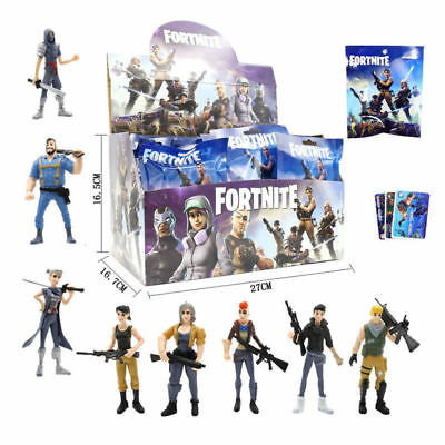 Fortnite Character Toy Series Game Action Figure Playset Model Gift Collection
