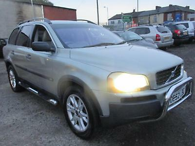 2003 VOLVO XC90 2.4 D5 SE 5dr Geartronic
