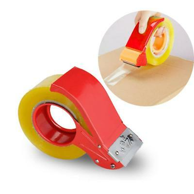 Portable Tape Dispenser Packing Packaging Sealing Cutter Tape Cutter Device