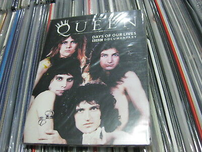 Queen Dvd Days Of Your Lives Bbc Documentary
