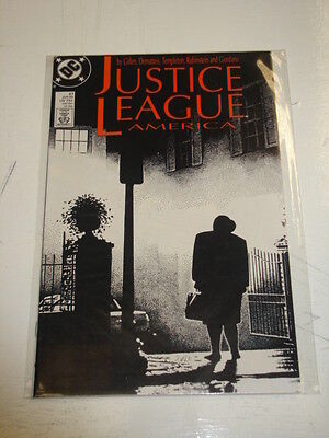 Justice League Of America #27 Vol 2 Jla Dc Comics June 1989
