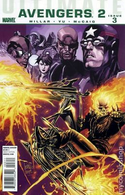 Ultimate Avengers (2nd Series) #3 2010 FN Stock Image
