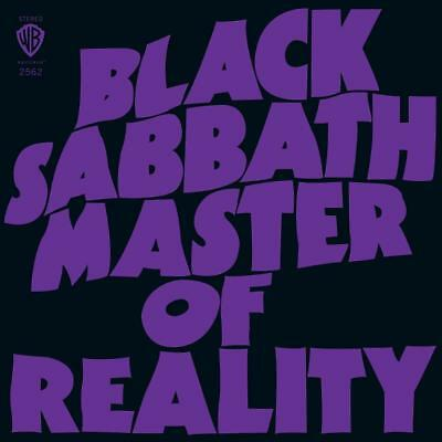 Black Sabbath - Master Of Reality (180Gr Green)