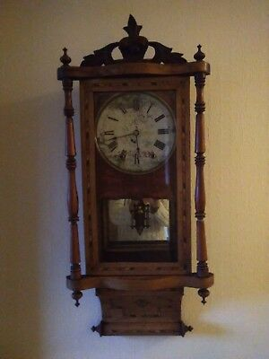 Pre 1900 antique longcase clocks