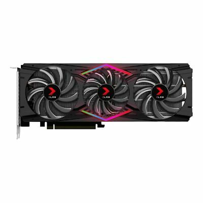 8GB PNY GeForce RTX 2080 XLR8 Gaming OC Triple Fan Aktiv PCIe 3.0 x16 (Retail)