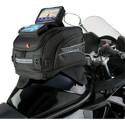 Nelson Riggs Gps Sport Tank Bag - Magnetic Fits All Metal Motorcycle Tanks