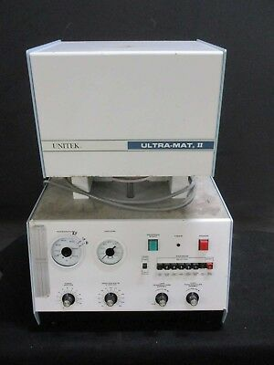 Unitek 25-037-01 Dental Lab Furnace for Restoration Heating - FOR PARTS