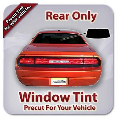 Precut Window Tint For Nissan Frontier Crew Cab 2000-2004 (Rear Only)