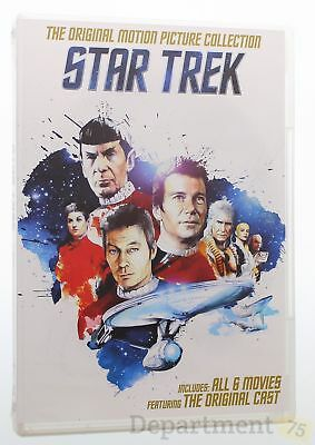 Star Trek The Original Motion Picture 50th Anniversary Collection DVD