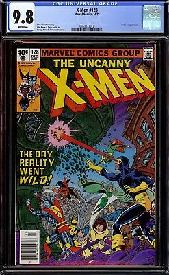 X-Men #128...CGC 9.8 NM/M...Chris Claremont story