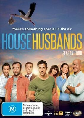 NEW House Husbands DVD Free Shipping
