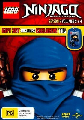 NEW LEGO Ninjago DVD Free Shipping