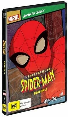 NEW The Spectacular Spider-Man DVD Free Shipping