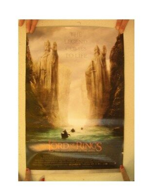 The Lord Of The Rings Poster The Fellowship Of The Ring