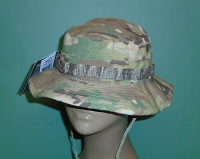 US Military Propper Multicam OCP Camouflage Boonie Sun Hat Size 7-3/4