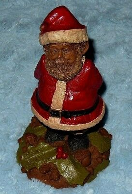 Tom Clark 1987 Mr. Claus Santa Gnome Figure 1180 w/Presents #39 VGC FREE US SHIP