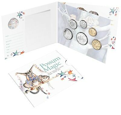 2019 Baby UNC Uncirculated Coin Set - Possum Magic - Royal Australian Mint