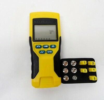 Klein Tools Cable Tester, VDV Scout Pro 2 Traces and Tests Coax 4/B19994A