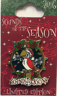Disneyland 2016 Sounds of the Season Enchanted Tiki Room Frittz LE Disney Pin