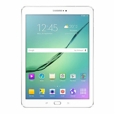 """Samsung Galaxy Tab S2 Octa-core Exynos Android 9.7"""" Wi-Fi 32GB White (584908)"""