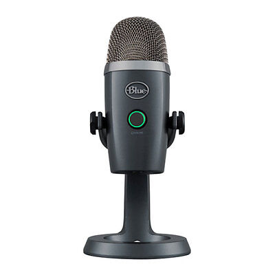 Blue Yeti Nano Premium USB Microphone - Perfect for Podcasting, Game Streaming,