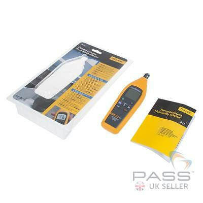 Genuine Fluke 971 Temperature Humidity Meter / Approved UK Stock