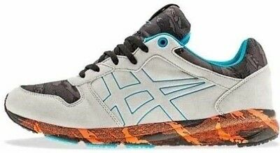 Boys Mens Onitsuka Tiger Shaw Reflective Pack Trainers Sneakers Size UK 5 Eur 39