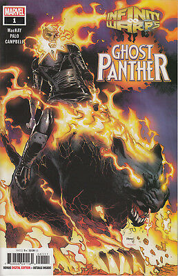 Infinity Warps Ghost Panther 1 (of 2)