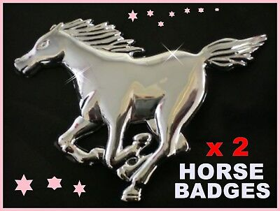 Horses Badges For Horse Box Trailer Car Equestrian Sign Sticker Pony Stickers