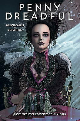 Penny Dreadful Volume 1 by Andrew Hindraker,Louie de Martinis,Krysty Wilson-Cair