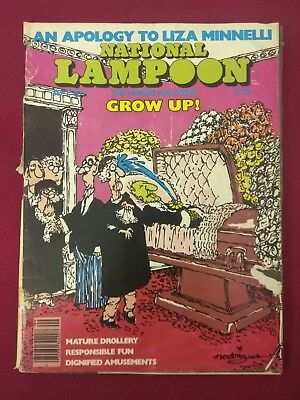 National Lampoon September 1977 Magazine