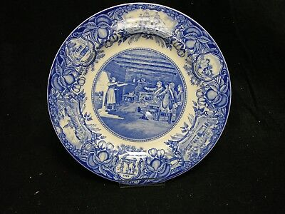 Collectors Plate,Nancy Hart Capturing the Tories by Wedgwood (BW 125)