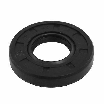 "AVX Shaft Oil Seal TC 1 5/8""x 2 1/2""x 1/2"" Rubber Lip 1.622""/2.500""/0.500"""