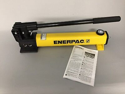 ENERPAC P392 Hand Pump 2 Speed 10,000 PSI 6W462