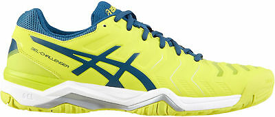 Asics Gel Challenger 11 Mens Tennis Shoes Trainers - Yellow