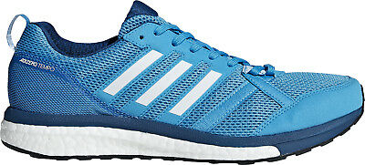 6b36a7b14ca285 ADIDAS ADIZERO TEMPO Boost 9 Mens Running Shoes - Blue - EUR 123