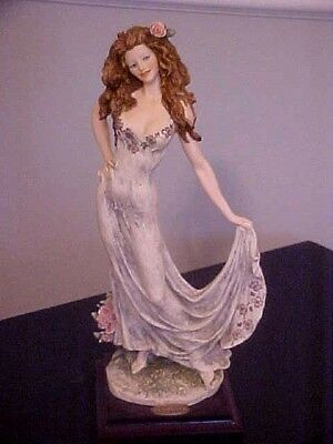 Italy Florence  Armani Celebration Sculpture Society 10th Year Figure 1206C