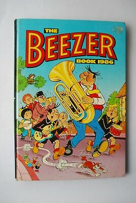 The Beezer Annual 1986
