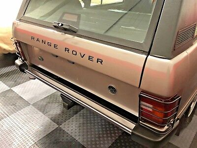 Range Rover Classic Rear Light Guards  ( No Drilling Required) 1970 To 1996