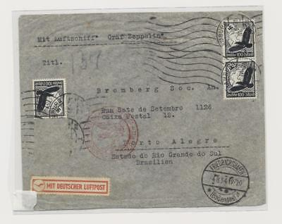 Germany - Good Zeppelin Cover Lot # 5