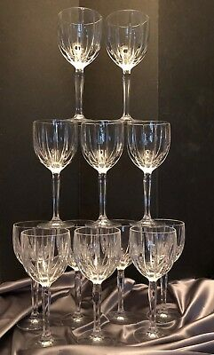 Marquis by WATERFORD Omega Crystal Wine Glass Goblet -  Set of 12