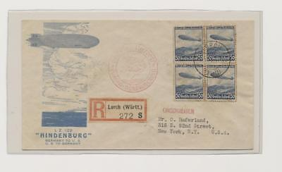 Germany - Good Zeppelin Cover Lot # 9