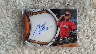 2018 Topps Rookie /199 Rafael Devers Red Sox EX+