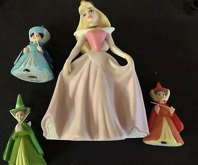 Sleeping Beauty Figurines