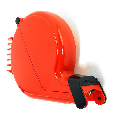 NEW SATO 101000150 Turn-O-Matic Red Ticket Dispenser For Use In Stores & Shops