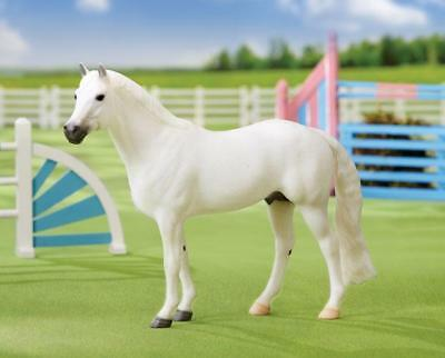 Breyer 1708 Sonwman  very well done Scale:1:9 traditional show jumper <><