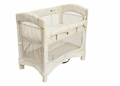 Arms Reach Concepts Mini Ezee 2 in 1 Bedside Bassinet Natural 5611-N
