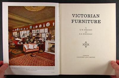 Antique Victorian Furniture & English Revival Styles - by Symonds & Whineray