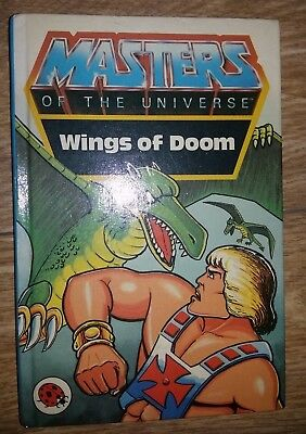 Ladybird Book - Masters of the Universe - Wings of Doom - 1st edition