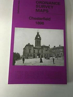 Old Ordnance Survey Map Of Chesterfield 1898